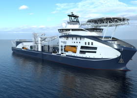 Prysmian Moves Forward with the Construction of the New Cable-Laying Vessel - Leonardo da Vinci