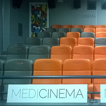 Prysmian Group supports nonprofit group MediCinema to help patients in a Milan hospital