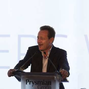 Prysmian Group CEO welcomes 50 young hired