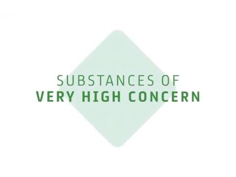 Substances of Very High Concern