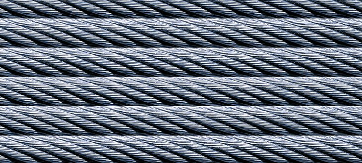 Wire Rope, Compensation Cable & Accessories